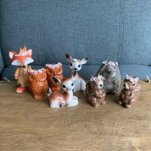 Salt & Pepper Shakers and Figurines